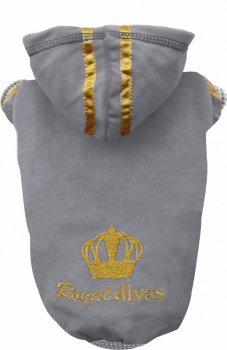 "картинка Футболка ""RoyalDiva"", grey"